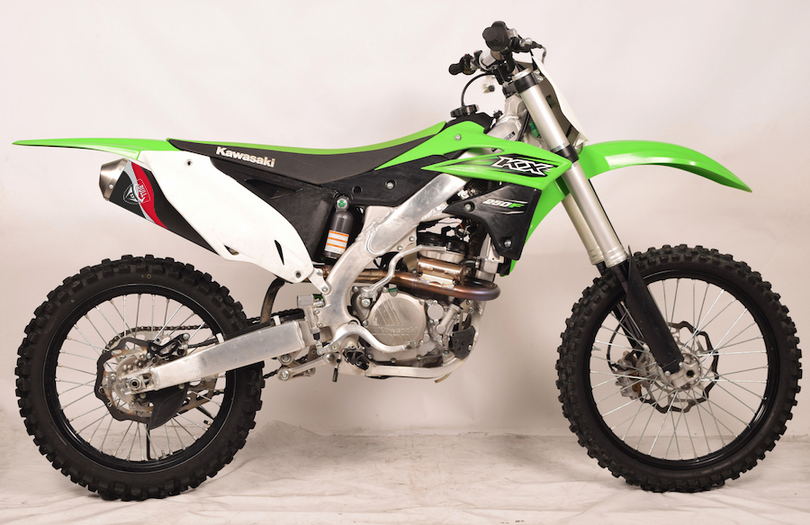 Specifications For  Kawasaki Kx